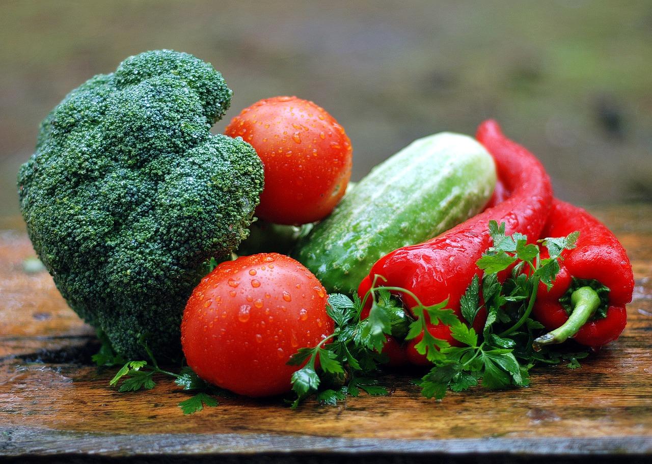 ปริมาณผักที่ควรรับประทานในแต่ละวัน